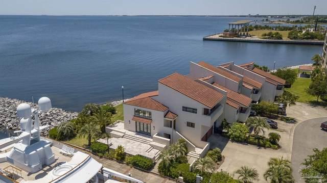 1 Port Royal Way, Pensacola, FL 32502 (MLS #598145) :: Crye-Leike Gulf Coast Real Estate & Vacation Rentals