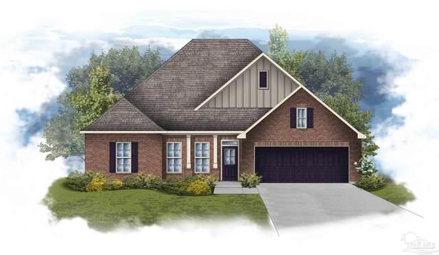 5707 Oak Haven Ln Lot 8-D, Gulf Breeze, FL 32563 (MLS #598158) :: Crye-Leike Gulf Coast Real Estate & Vacation Rentals