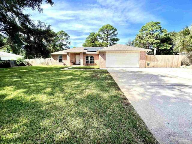 1473 Gulf Winds Dr, Gulf Breeze, FL 32563 (MLS #598160) :: Coldwell Banker Coastal Realty