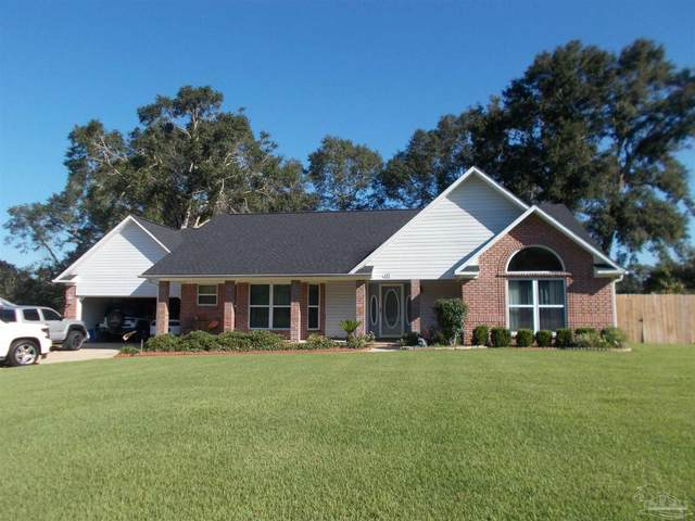 404 Kilkenny Way, Cantonment, FL 32533 (MLS #598178) :: Connell & Company Realty, Inc.
