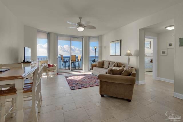 850 Ft Pickens Rd #1040, Pensacola Beach, FL 32561 (MLS #598211) :: Levin Rinke Realty