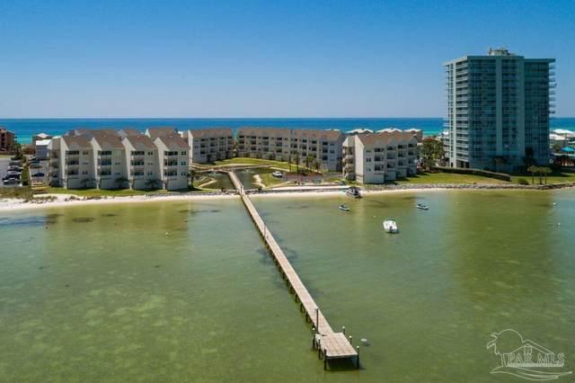 1150 Ft Pickens Rd F-10, Pensacola Beach, FL 32561 (MLS #598252) :: Levin Rinke Realty