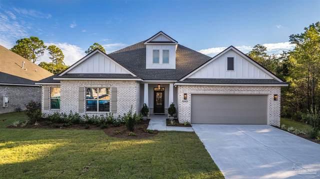 5665 Oak Haven Ln, Gulf Breeze, FL 32563 (MLS #598289) :: Levin Rinke Realty