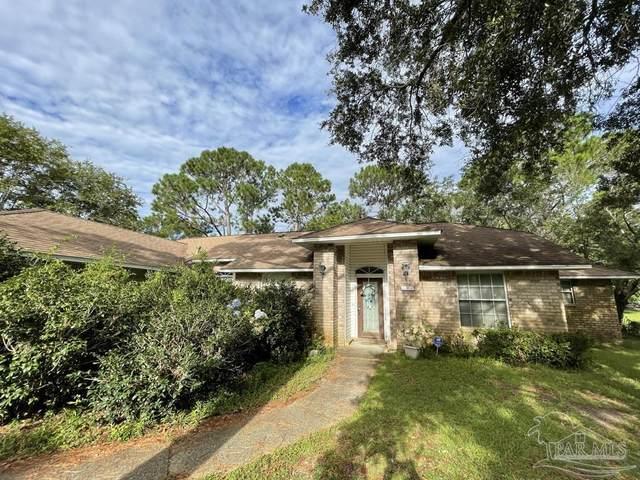 521 Long Lake Dr, Pensacola, FL 32506 (MLS #598312) :: Levin Rinke Realty