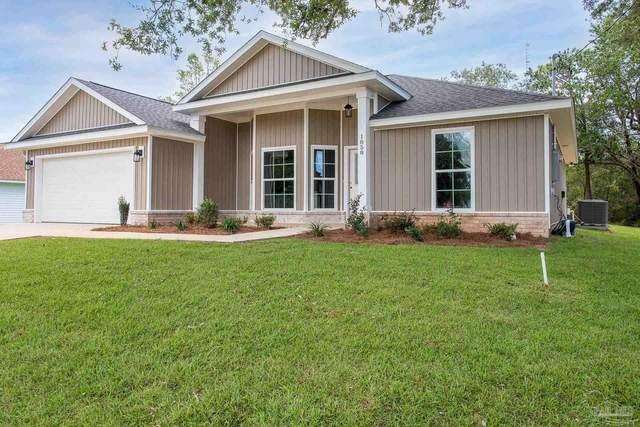 6823 Larriet, Milton, FL 32570 (MLS #598322) :: Crye-Leike Gulf Coast Real Estate & Vacation Rentals