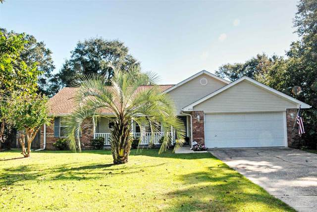5728 Rolling Hills Dr, Milton, FL 32570 (MLS #598324) :: Crye-Leike Gulf Coast Real Estate & Vacation Rentals