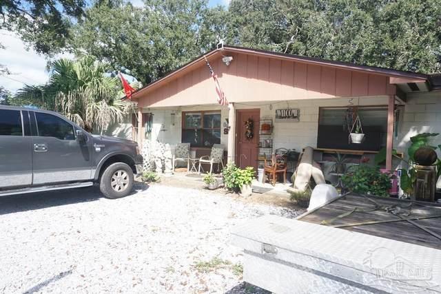 92 Burgess Rd, Pensacola, FL 32503 (MLS #598332) :: Levin Rinke Realty