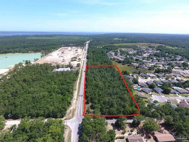 3950 Garcon Point Rd, Milton, FL 32583 (MLS #598334) :: Crye-Leike Gulf Coast Real Estate & Vacation Rentals