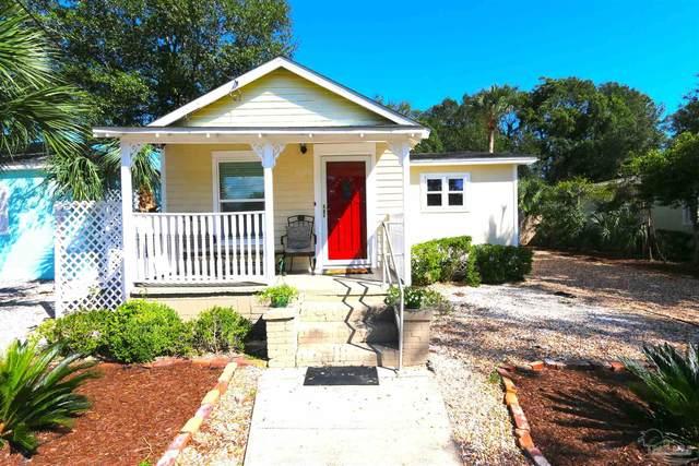 1016 N B St, Pensacola, FL 32501 (MLS #598361) :: Crye-Leike Gulf Coast Real Estate & Vacation Rentals