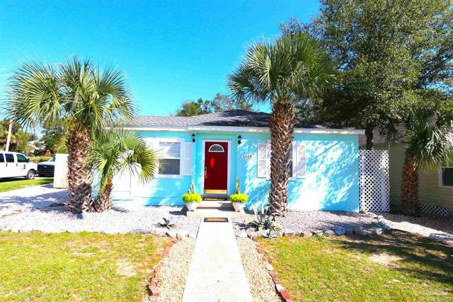 1018 N B St, Pensacola, FL 32501 (MLS #598363) :: Crye-Leike Gulf Coast Real Estate & Vacation Rentals