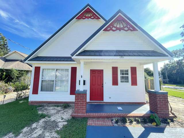 1201 E Hernandez St, Pensacola, FL 32503 (MLS #598374) :: Crye-Leike Gulf Coast Real Estate & Vacation Rentals