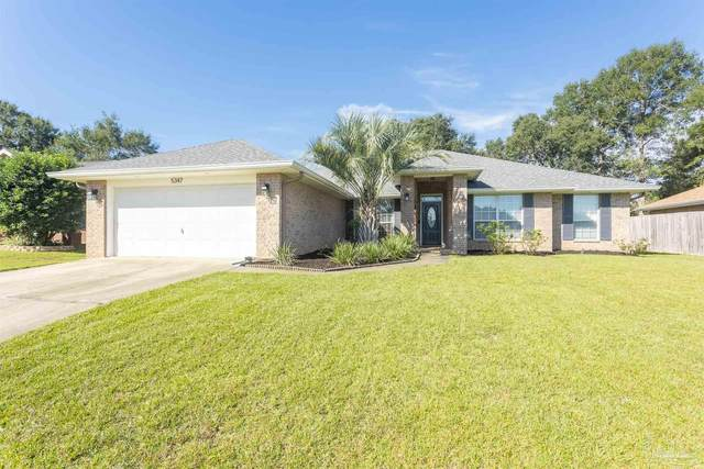 5347 Deer Oak Dr, Pace, FL 32571 (MLS #598382) :: Connell & Company Realty, Inc.