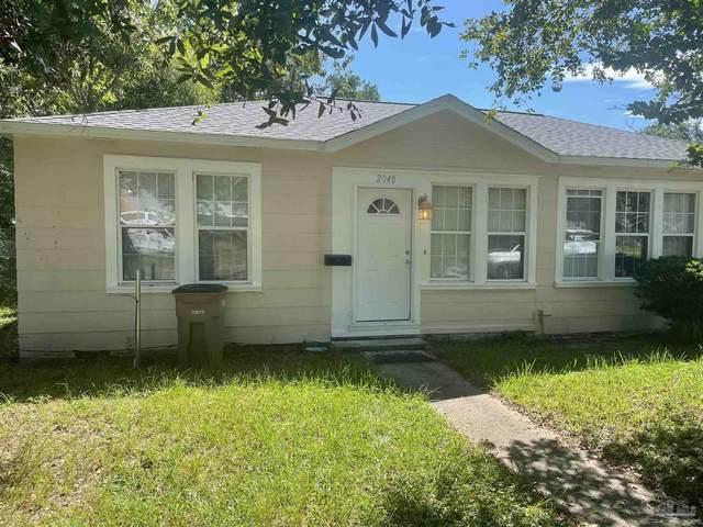 2046 N 13th Ave, Pensacola, FL 32503 (MLS #598384) :: Levin Rinke Realty