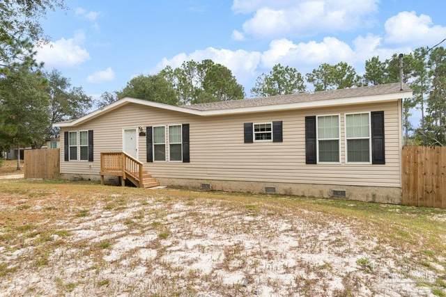 7889 Old Hickory Hammock Rd, Milton, FL 32583 (MLS #598404) :: Coldwell Banker Coastal Realty