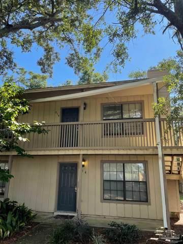 2811 E Langley Ave #214, Pensacola, FL 32504 (MLS #598408) :: Levin Rinke Realty