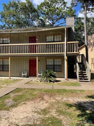 2811 E Langley Ave #116, Pensacola, FL 32504 (MLS #598410) :: Levin Rinke Realty