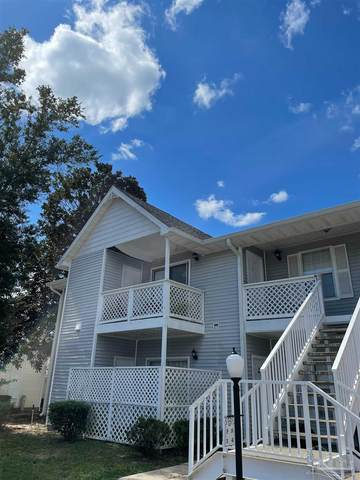 601 E Burgess Rd D5, Pensacola, FL 32504 (MLS #598411) :: Connell & Company Realty, Inc.