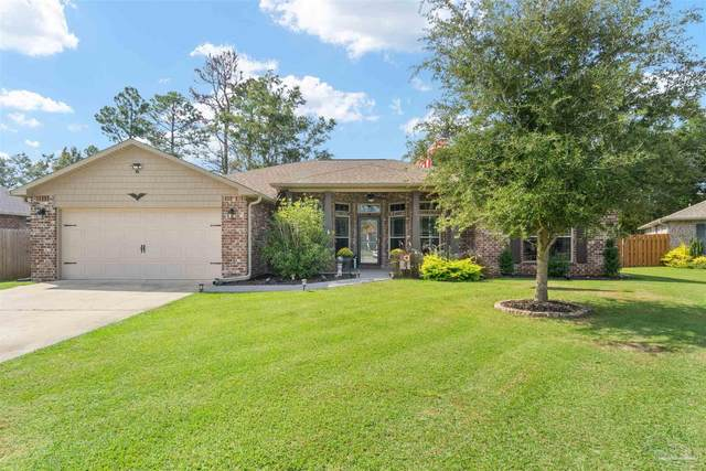 5583 Cane Syrup Cir, Pace, FL 32571 (MLS #598424) :: Levin Rinke Realty