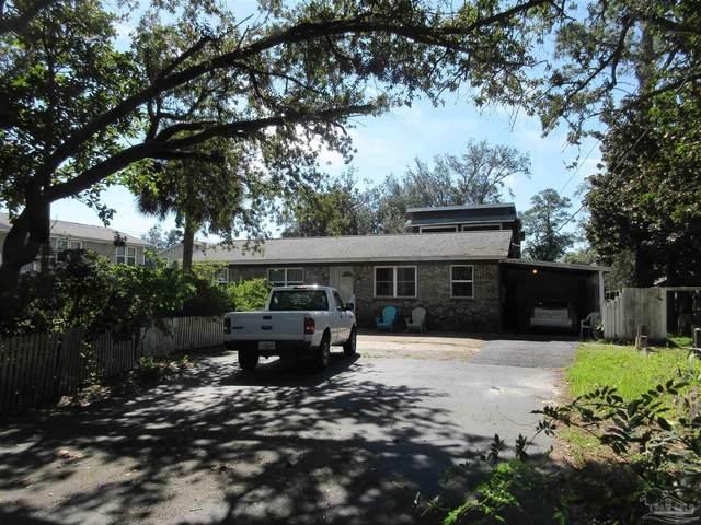3171 Laurel Dr, Gulf Breeze, FL 32563 (MLS #598434) :: Levin Rinke Realty