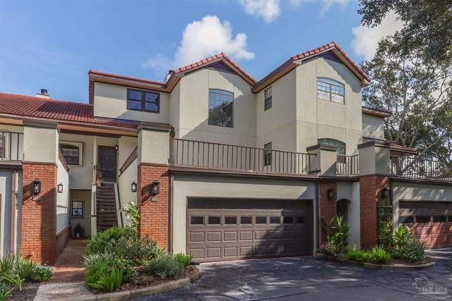 116 Baybridge Dr, Gulf Breeze, FL 32561 (MLS #598439) :: Levin Rinke Realty