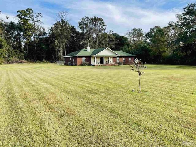 5601 Cedar Town Rd, Molino, FL 32577 (MLS #598477) :: Crye-Leike Gulf Coast Real Estate & Vacation Rentals