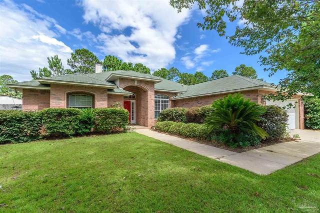 1608 Champagne Ave, Gulf Breeze, FL 32563 (MLS #598481) :: Levin Rinke Realty