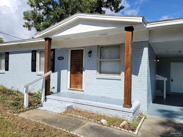 3400 W Yonge St, Pensacola, FL 32505 (MLS #598483) :: Levin Rinke Realty