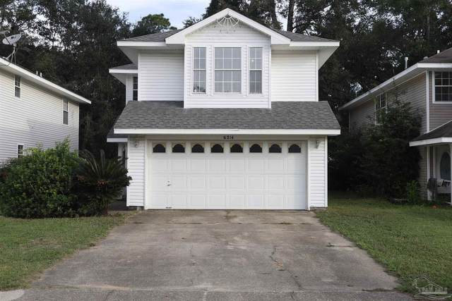 6214 Cottage Woods Dr, Milton, FL 32570 (MLS #598486) :: Crye-Leike Gulf Coast Real Estate & Vacation Rentals