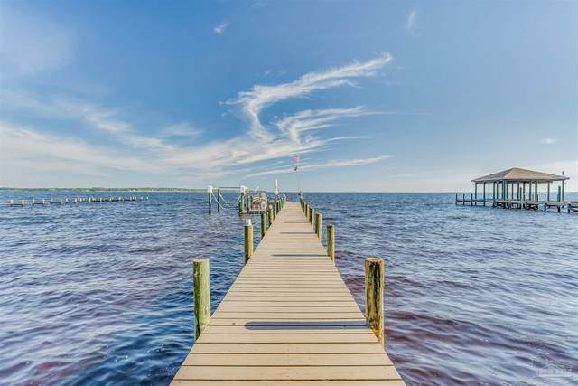 5468 North Shore Rd, Pensacola, FL 32507 (MLS #598491) :: Connell & Company Realty, Inc.