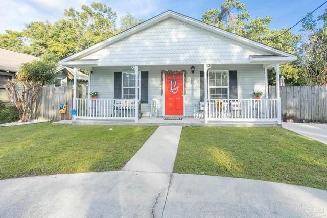916 N V St, Pensacola, FL 32505 (MLS #598493) :: Crye-Leike Gulf Coast Real Estate & Vacation Rentals