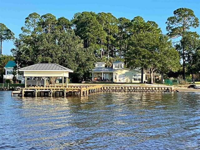 6446 East Bay Blvd, Gulf Breeze, FL 32563 (MLS #598506) :: Crye-Leike Gulf Coast Real Estate & Vacation Rentals