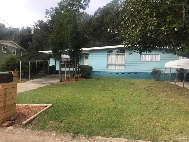 5081 Crestwood Rd, Pensacola, FL 32503 (MLS #598515) :: Levin Rinke Realty
