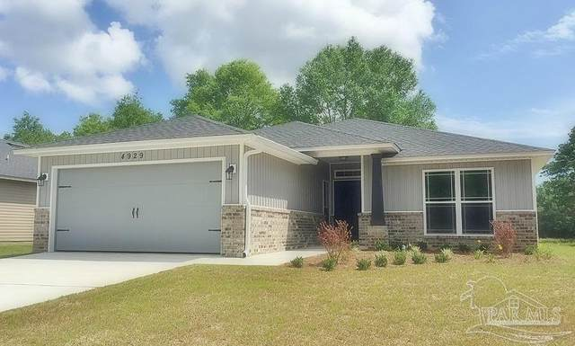 5105 Peach Dr, Pace, FL 32571 (MLS #598518) :: Connell & Company Realty, Inc.