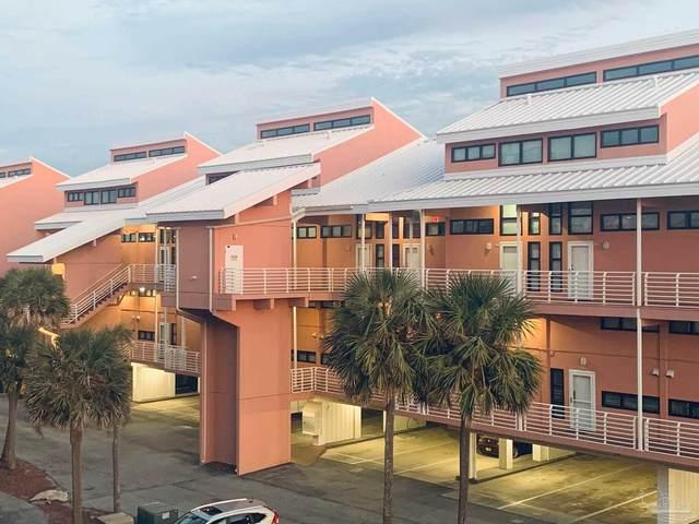 1390 Ft Pickens Rd #208, Pensacola Beach, FL 32561 (MLS #598529) :: Levin Rinke Realty