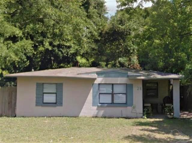 28 Pen Haven Dr, Pensacola, FL 32506 (MLS #598542) :: Levin Rinke Realty