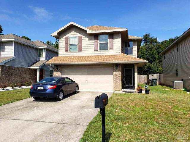 3766 Weatherstone Cir, Pensacola, FL 32507 (MLS #598577) :: Connell & Company Realty, Inc.