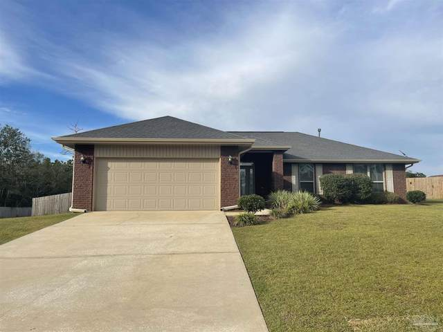 1639 Twin Pines Cir, Cantonment, FL 32533 (MLS #598617) :: Levin Rinke Realty