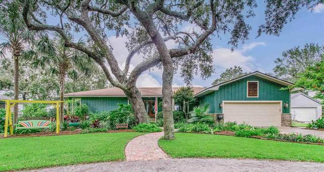 16302 North Shore Dr, Pensacola, FL 32507 (MLS #598632) :: Connell & Company Realty, Inc.