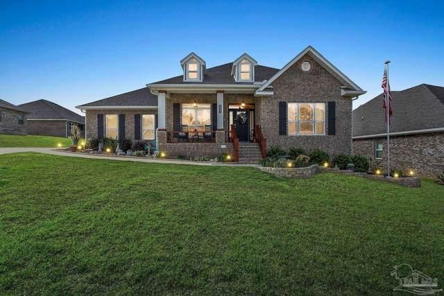 8099 Stream Ridge Rd, Pensacola, FL 32526 (MLS #598641) :: Levin Rinke Realty