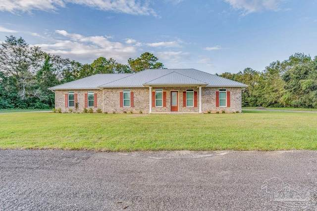 2712 W Pine Forest Rd, Cantonment, FL 32533 (MLS #598645) :: Levin Rinke Realty