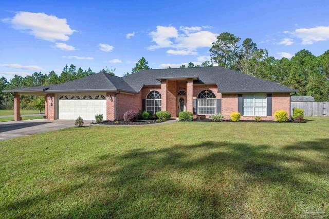 3207 Bernath Dr, Milton, FL 32583 (MLS #598648) :: Coldwell Banker Coastal Realty