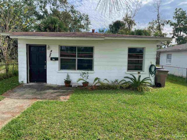 421 W Romana St, Pensacola, FL 32502 (MLS #598666) :: Connell & Company Realty, Inc.