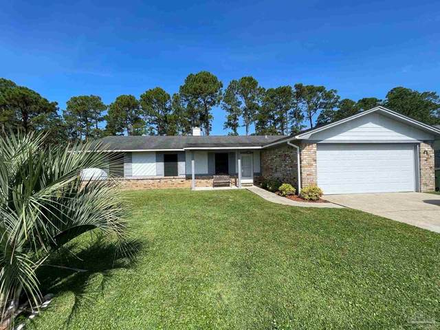 607 Seapine Cir, Pensacola, FL 32506 (MLS #598670) :: Connell & Company Realty, Inc.