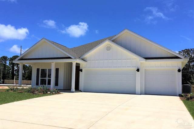 6284 Jenks Dr, Gulf Breeze, FL 32563 (MLS #598671) :: Connell & Company Realty, Inc.