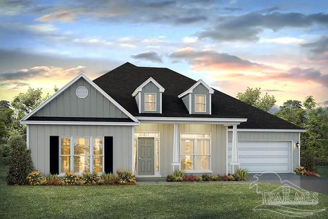 2336 Cloudberry Dr, Gulf Breeze, FL 32563 (MLS #598673) :: Connell & Company Realty, Inc.