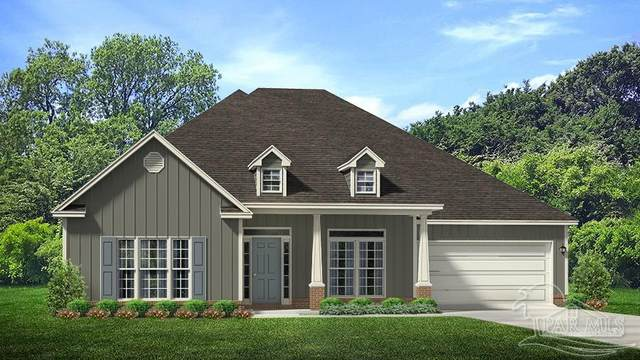 2325 Cloudberry Dr, Gulf Breeze, FL 32563 (MLS #598675) :: Connell & Company Realty, Inc.