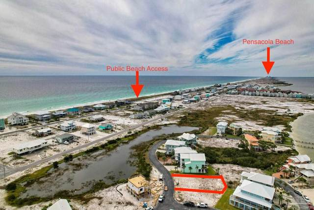 Lot 23 Key West Dr Lot 23, Navarre, FL 32566 (MLS #598688) :: Connell & Company Realty, Inc.