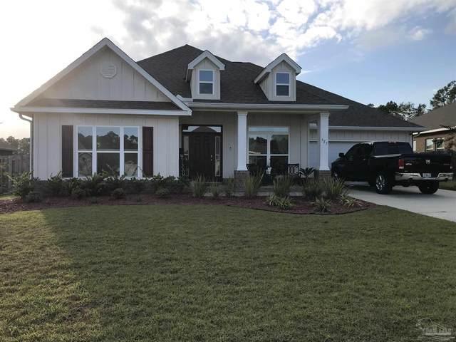 327 Cayden Way, Cantonment, FL 32533 (MLS #598690) :: Levin Rinke Realty