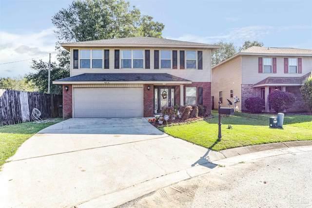 8918 Hertford Cir, Pensacola, FL 32534 (MLS #598695) :: Levin Rinke Realty