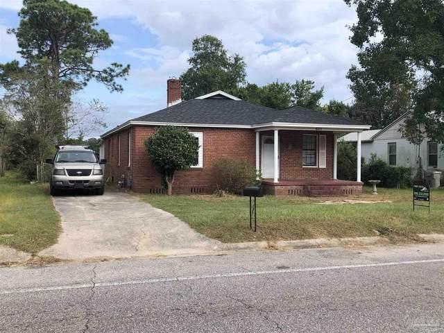640 Jordan St, Pensacola, FL 32501 (MLS #598713) :: Connell & Company Realty, Inc.